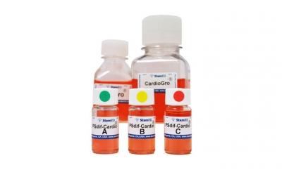 PSdif-Cardio, Cardiomyocyte Differentiation Kit